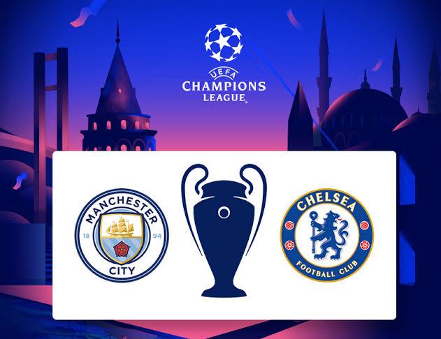 مانشستر سيتي وتشيلسى فى نهائى دورى أبطال أوروبا 2021