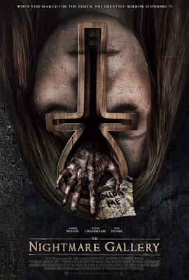 The Nightmare Gallery 2018 DVD R1 NTSC Sub