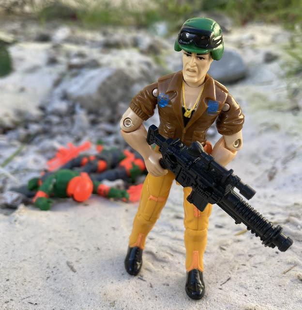 1991 Grunt, 1993 Flak Viper