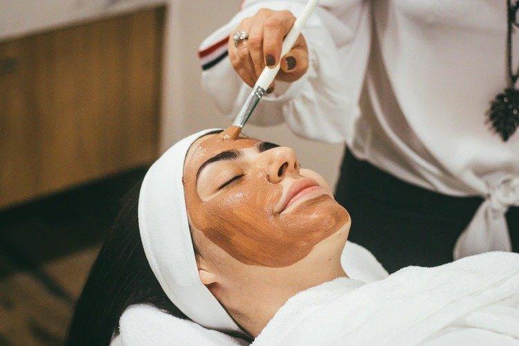 Face mask / turmeric benefits/ face mask benefit