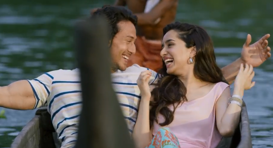 Baaghi Rebel For Love Movie Tiger Shroff And Sharddha Kapoor