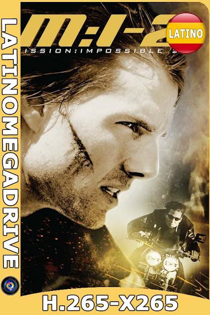 Mission: Impossible II (2000) BDRIP Latino [x265] HEVC HD [1080P] [GoogleDrive] [Mega] DizonHD