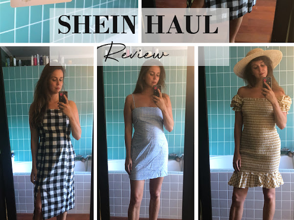Summer frocks: Shein haul review