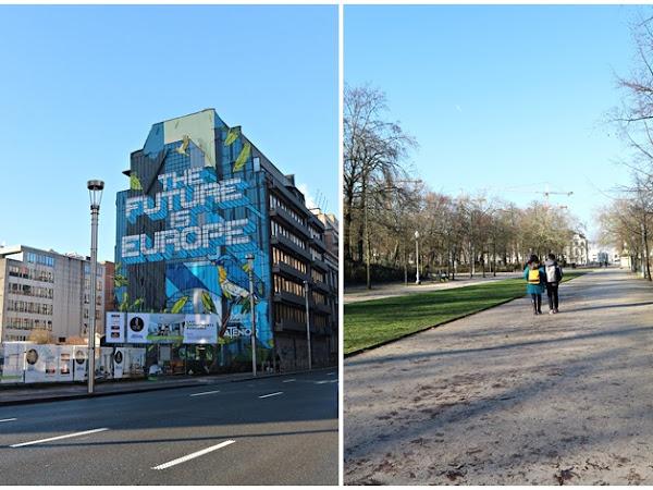 Um dia em Bruxelas