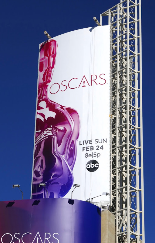 2019 Academy Awards billboard