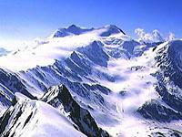 Caratteristiche del territorio alpino, geografia per la scuola