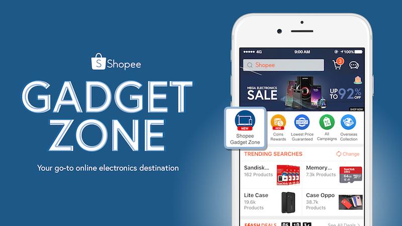 appmarsh's Top 5 Shopee Gadget Zone picks!