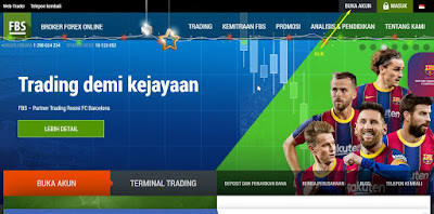 Metode Investasi forex di FBS Indonesia