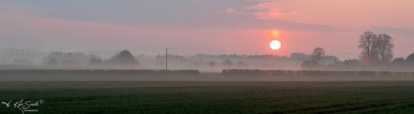 Bicester sunrise
