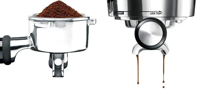 Breville Barista Express Espresso Machine review