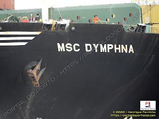 MSC Dymphna