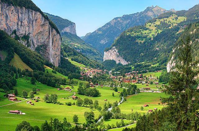 السياحة في سويسرا وأفضل أماكن الزيارة