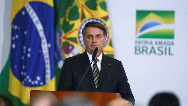 """Bolsonaro habla sobre liberación de Lula: """"No le den municiones"""""""