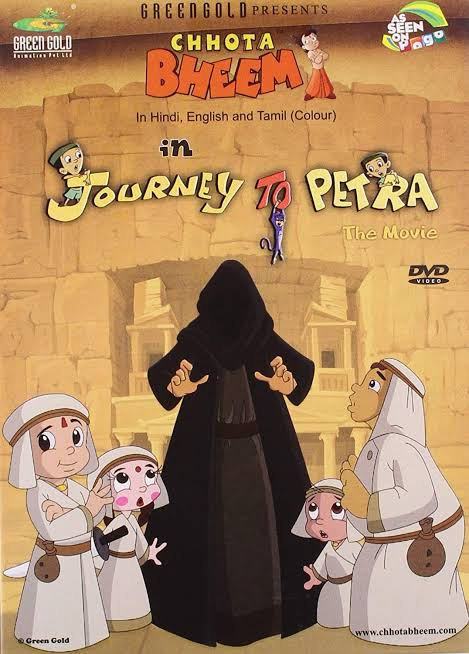 Chhota Bheem In Journey To Petra Movie Images In HD