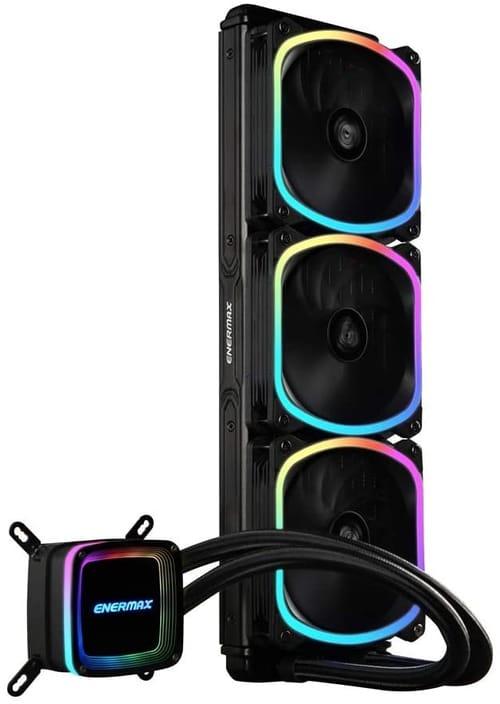 Enermax Aquafusion 360 Addressable RGB CPU Liquid Cooler