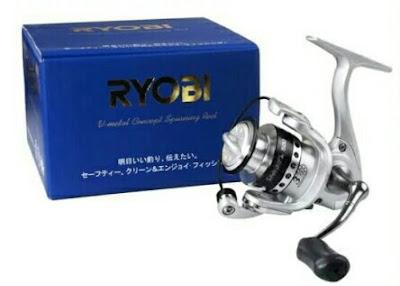 Reel Ultralight Ryobi Smurf 500