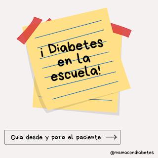 ✔ Guia: Diabetes en la escuela