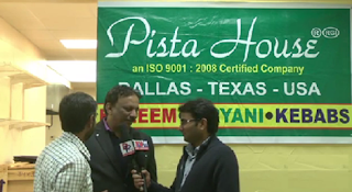 PISTA HOUSE LAUNCHES IT'S FIRST FRANCHISEE IN USA