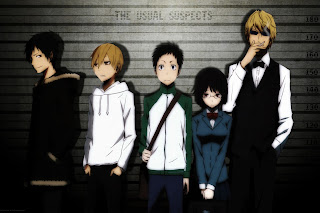Durarara!! S3 Batch Subtitle Indonesia