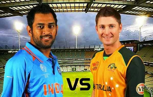 Number facts: Australia Vs India - Semi finals