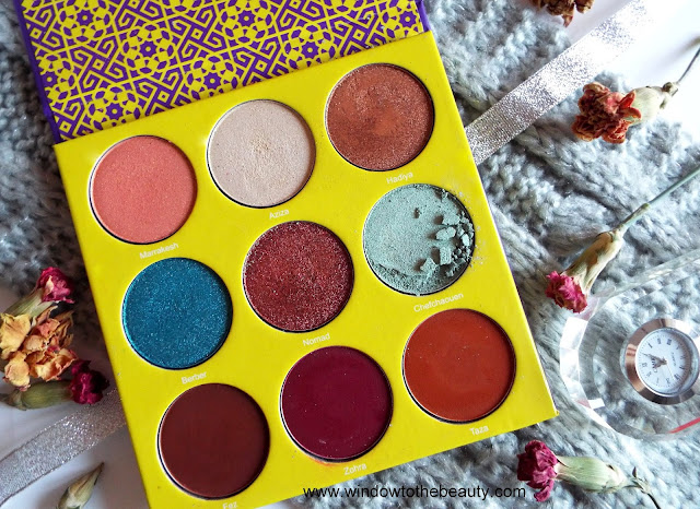 Juvia's Place Saharan collection review