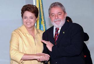 CRISE NO BRASIL: Lava Jato pegou conversas de Lula e Dilma no telefone
