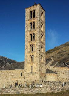 Románico Sant Climent de Taüll