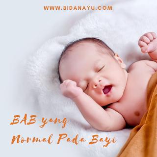bab pada bayi
