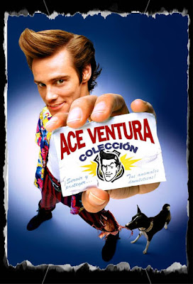 Ace Ventura 2X1 COMBO DVD HD LATINO