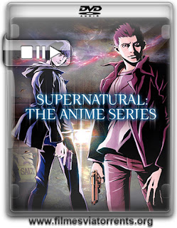 Supernatural: The Animation Torrent - DVDRip