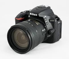 Kamera DSLR Nikon D5500