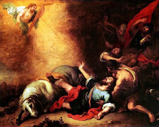 Conversão de São Paulo, o Apóstolos dos Gentios