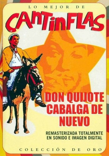 Don Quijote cabalga de nuevo (1973) [BRrip 720p] [Latino] [Comedia]