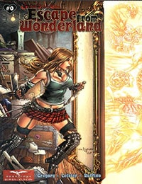 Grimm Fairy Tales: Escape From Wonderland