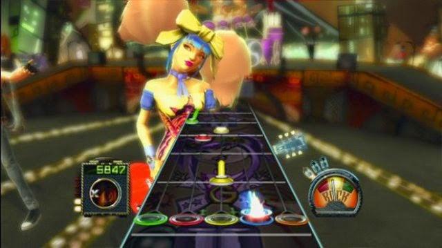 Guitar Hero 3 PC Games Screenshots