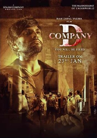 D Company 2021 WEB-DL 300Mb Hindi Movie Download 480p Watch Online Free bolly4u
