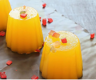 Homemade mango jelly recipe