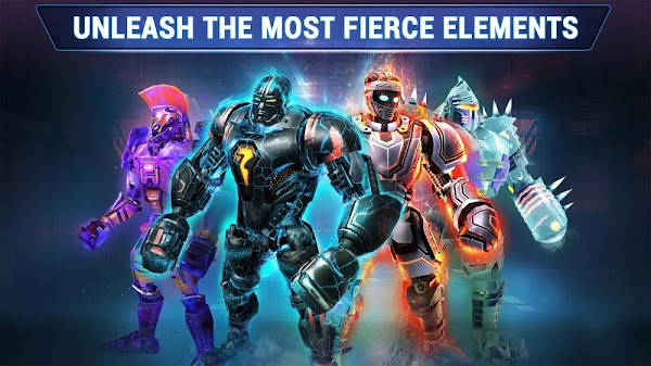 Real Steel Boxing Champions (MOD, Money/All Unlocked)