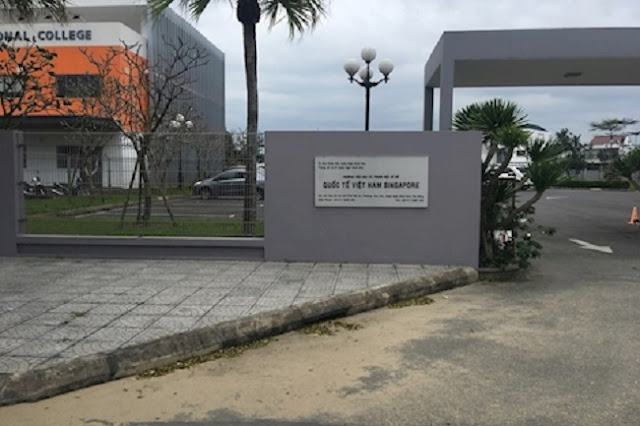 ĐH Quốc Tế Singapore - Phú Mỹ An