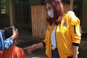 Legislator Cantik Sari Yuliati Cek Kondisi Yatim Piatu 3 Bersaudara di Batukliang