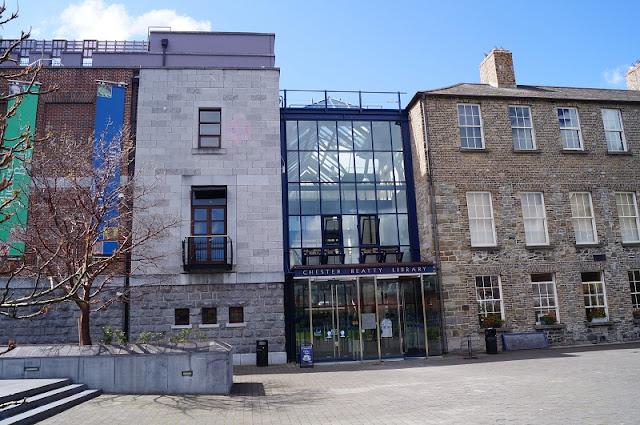 Biblioteca Chester Beatty, Dublin