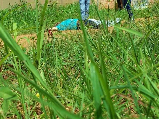 Carona da morte: Algoz leva desafeto para executá-lo em lugar ermo a tiros de .40