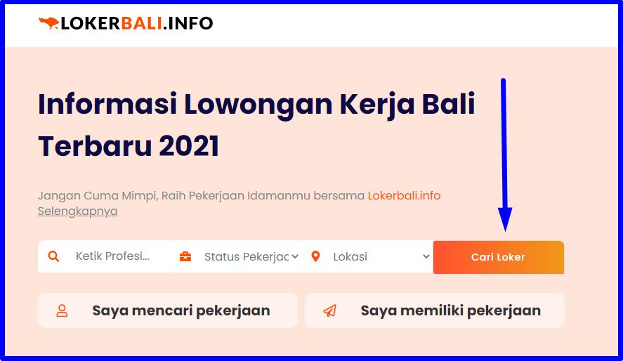 Mudahnya Mencari Pekerjaan Di Bali Melalui Website Lowongan Kerja Bali