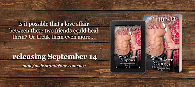 Cover Reveal: When Love Surprises by Christi Snow