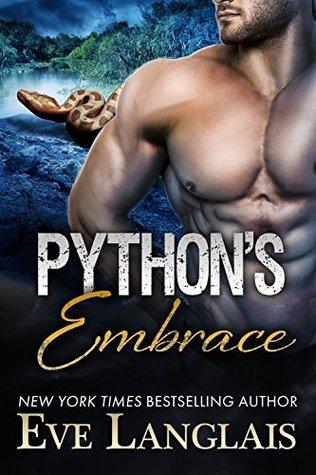 Python's Embrace by Eve Langlais