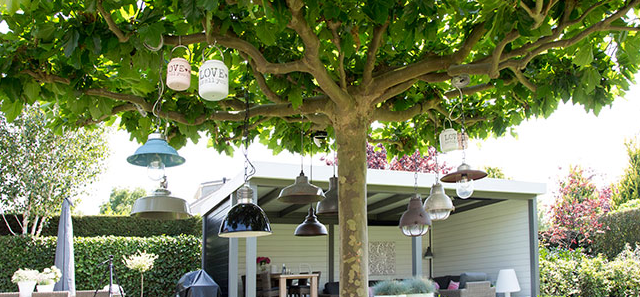 Buitenverlichting voor in je nieuwe tuin for Tuin renoveren tips