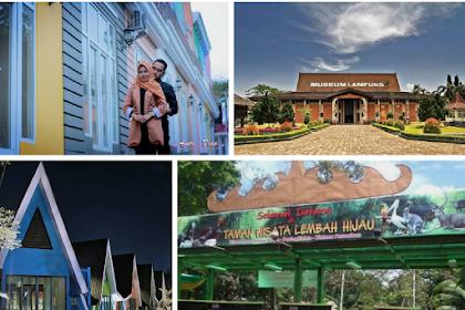 5 Tempat Prewed Outdor Bandar Lampung paling Oke