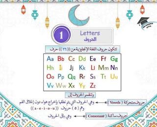 تأسيس لغة إنجليزية للرائع مستر محمد عطية
