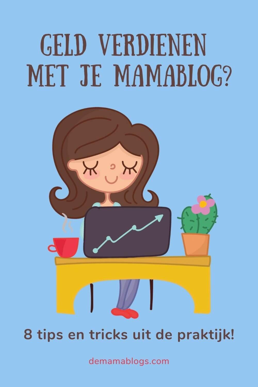 geld verdienen met mamablog