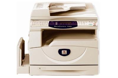 Mesin Fotocopy Mini Fuji Xerox DC 1055